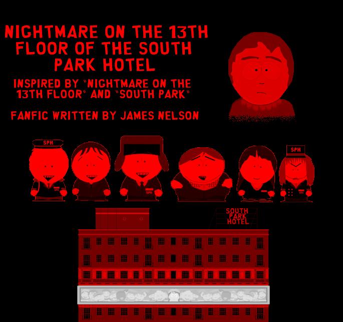 Nightmare on the 13th floor online support fanstuff for 13th floor hotel